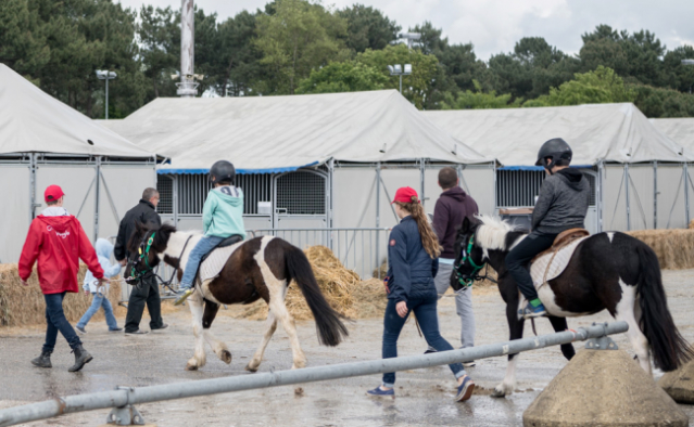 Salon de l'Agriculture - Balades à poney