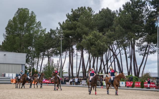 Salon de l'Agriculture - Horse-ball sur Equitaine