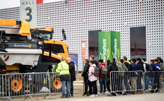 Salon de l'Agriculture - Innov'show