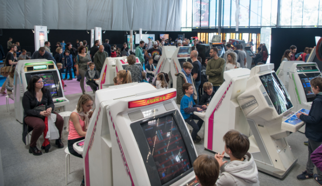 Expo Retro Gaming