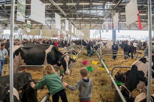 Salon de l'Agriculture Nouvelle-Aquitaine