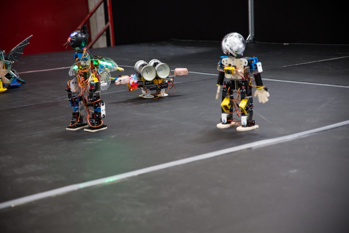 ROBOCUP JUNIOR 1
