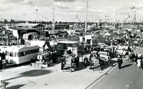 La Foire internationale de Bordeaux en 1969