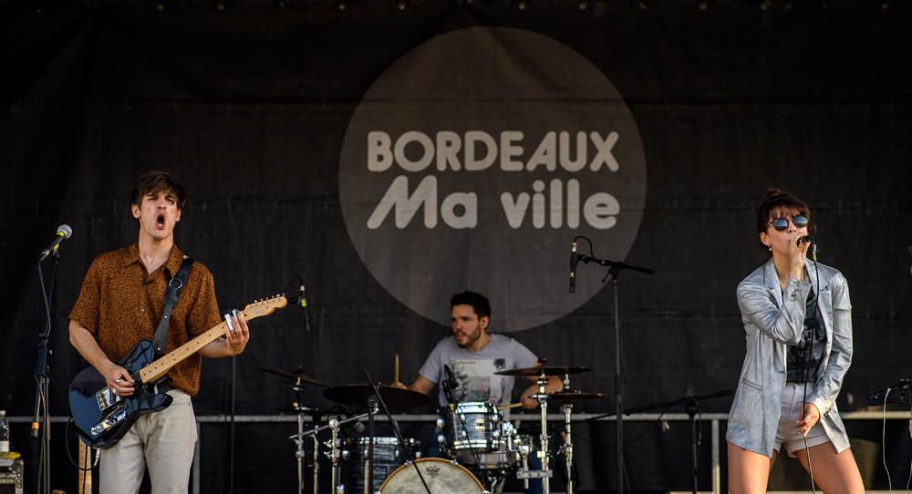 Tremplins musicaux, scène ouverte de la Foire internationale de Bordeaux
